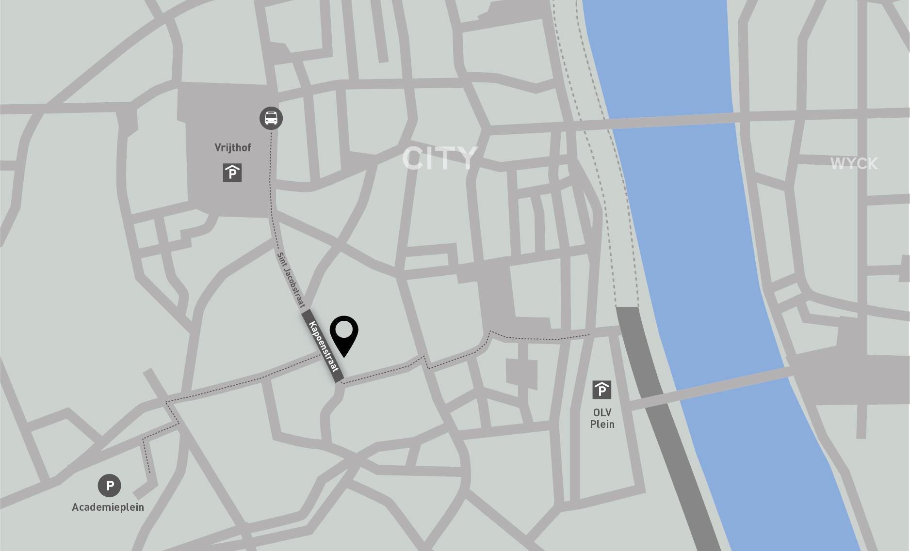Kapoenstraat 23 Maastricht